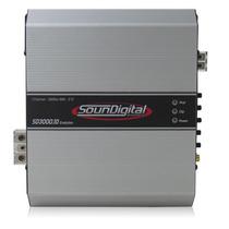 Modulo Amplificador Soundigital Sd3000 Evo 3000w Rms 2 Ohms
