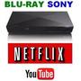 Blu-ray Sony Bdp-s1200 Zerado Garantia 08/17 Netflix Youtube
