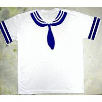 Camiseta Marinheiro Fantasia Criativas