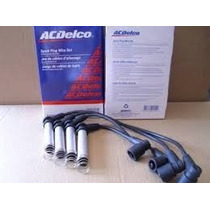 Kit Cables De Bujias Chevy Originales Acdelco