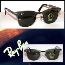 Oculos De Sol Aluminium 3507 Grafite Lentes Verdes