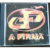 Cd A Firma Registrada Raro