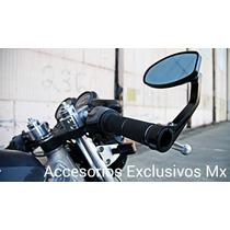 Espejos Motocicleta Retrovisores Street Fighter Deportivos