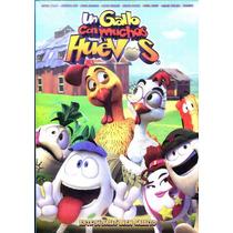Dvd Un Gallo Con Muchos Huevos ( 2015 ) - Gabriel Riva Palac