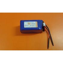 Bateria Hyperion Lipo 1100 Mah 6s 22.2v Ex 45c