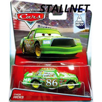 Disney Cars Chick Hicks Tenho Sally Frank Sheriff Lizzie