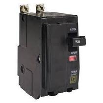Interruptor Termico Qob 2 X 50 Qob250 Square D