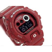 Reloj Casio G Shock Gdx-6900ht-4 Horario Mundial Crono