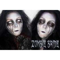 Pupilentes Zombie Vampiro Malefica Varios Modelos