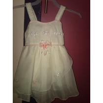 Vestido Para Niña (ideal Para Bautizos)