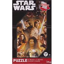 Quebra-cabeça Star Wars 300 Peças - Disney Puzzles - 226447