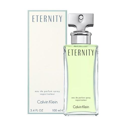 Perfume Ck Eternity Feminino Edp 100ml Original Lacrado - R  195,00 em  Mercado Livre 616637c532