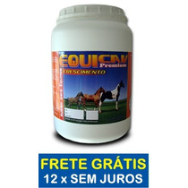 Equicav Premium Crescimento - 20 Kg