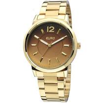 Relógio Euro Maribor Feminino Eu2035lqw/4c.