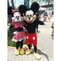 Vendo: Mickey E Minnie, Fantasia Personajem Vivo.