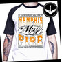 Camiseta Raglan Ou Baby Look Memphis May Fire Metalcore
