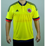 Camiseta Colombia Local 2015 100% Original