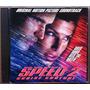 Speed 2. Cd Soundtrack Original, Nuevo
