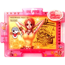 Porta Retrato Mugiwara Pirates Nami One Piece Y286