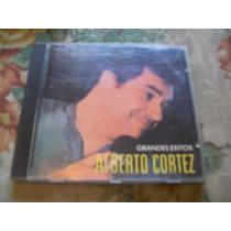 Cd Alberto Cortez Grandes Exitos (1991)