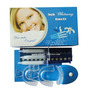 Kit Clareador Dental + Moldeira Clareamento 3 Seringas Luz