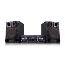 Mini System Lg Cm8360, 1800 Watts Rms, Multi Bluetooth 2 Usb