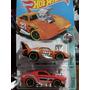 H.w. Set De Mustang 68 Y Dodge Charger Daytona. Tooned 2017