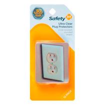 Protector De Enchufes Transparentes Para Bebes Safety 1st