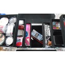 Maletin + Maquillaje Grande 6 Bandejas Portacosmeticos Ydnis