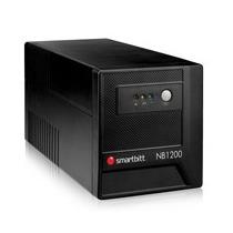 No Break Smartbitt 1200va / 600w, 8 Contactos, Con Regulado