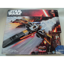 Black Serie Star Wars Poe Xwing Figther
