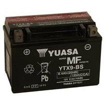 Bateria Yuasa Ytx9-bs Moto Honda Cb 500 Vt 600 C Shadow