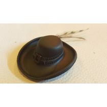 Sombrero Angelica Piratas Del Caribe Hot Toys Sparrow