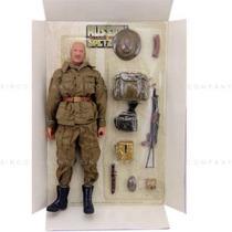 Boneco Importado Tipo Falcon Gijoe Soldado Russo 30cm