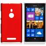 Funda Trasera Nokia Lumia 925 Rojo Vino