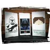 Paquete 50 Piezas Bolsitas Botanita. Star Wars