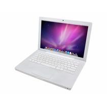 Laptop Apple Macbook 13 Blanca Core 2duo 2gb 320hd Portatil