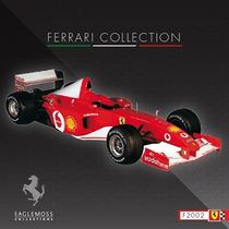 Miniatura Formula 1 Ferrari F1 F2002 2002
