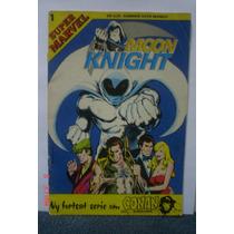 Moon Knight Comic #1 Rara Edicion Danesa 1980