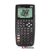 Calculadora Gráfica Hp 50g Original Capa Protetora Hp-50g