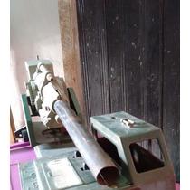 Juguete Vehículo De Lata Anitguo(1970´s/tipo Oruga)