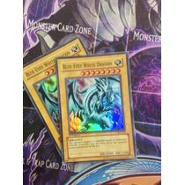 2x Blue-eyes White Dragon - Ske-001 - Super Rare