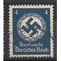 Alemania Estampilla Del Tercer Reich