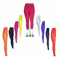 10 Kit Calça Legging Leg Feminina Fusô Bolha Ginástica Yoga