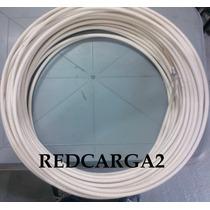 Cable Coaxial Rg-6 P/metro Blindaje De Alta Calidad