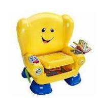 Cadeira Poltrona Aprender E Brincar Bebê Fisher Price Mattel