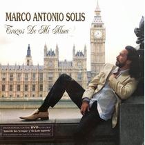 Cd Marco Antonio Solis Trozos De Mi Alma Cd Dvd