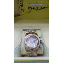 Lindo Relógio Invicta Zeus Feminino 42mm Com Caixa