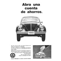Accesorios Vw Originales Vocho Sedan Antiguo