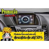 Central Multimídia Ford New Fiesta 1.6 14/15/16 M1 Com Sync